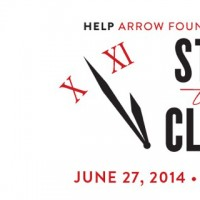 Help the Arrow Foundation Stop the Clock This Friday!