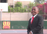 Kid President Brings Awareness To Child Hunger & Summer Joys