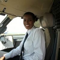 Meet Rwanda's First Female Commercial Pilot!