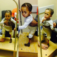 """""""I Got It!"""" 2-Year-Old Double Amputee Learns to Walk"""