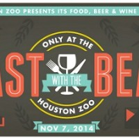 Enjoy the Feast with the Beasts at the Houston Zoo!