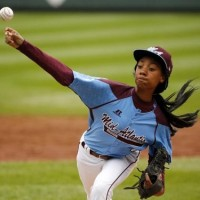 Mo'ne Davis:  Throwing Like a Girl and Winning Big
