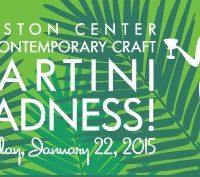 'Martini Madness! Bossa Nova Bash' for Our Local Art